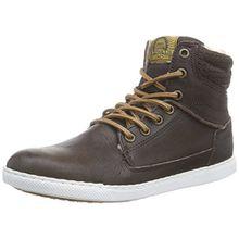 BULLBOXER 185M83690D, Damen Oxford Sneakers, Braun (P899), 37 EU