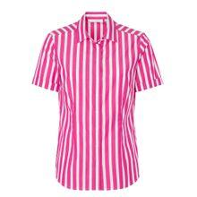 ETERNA Bluse pink / weiß
