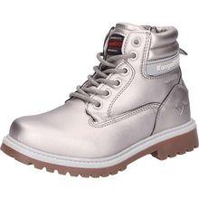 KangaROOS Stiefel für Mädchen silber Mädchen