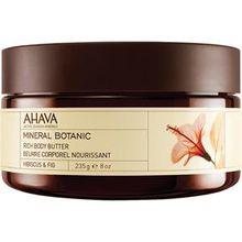 Ahava Körperpflege Mineral Botanic Hibiskus & Feige Body Butter 235 g