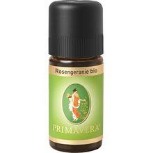 Primavera Health & Wellness Ätherische Öle bio Rosengeranie bio 10 ml