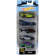 Hot Wheels 5er Geschenkset Batman
