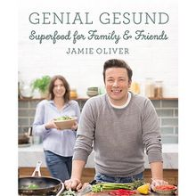 Buch - Genial Gesund - Superfood for Family & Friends by Jamie Oliver