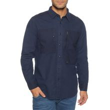 G-Star Hemd Regular Fit in blau für Herren