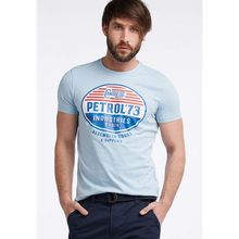Petrol Industries T-Shirt aqua Herren