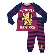 Harry Potter Mädchen Schlafanzug 140