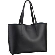 Sandqvist Handtasche Emma Tote Bag Black (15 Liter)