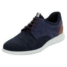 LLOYD Herrenschuh ASRA Sneakers Low blau Herren