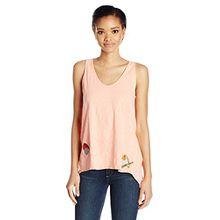 Desigual Damen T-Shirts TS_Springfield, Rosa (Rosa Tailandia 3059), DE XS (Herstellergröße: Small)