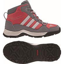 adidas Unisex-Kinder Hyperhiker K Trekking-& Wanderhalbschuhe, Pink (Rostac/Purhie/Gritra Rostac/Purhie/Gritra), 40 EU