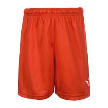 PUMA Short 'Liga' orangerot / weiß