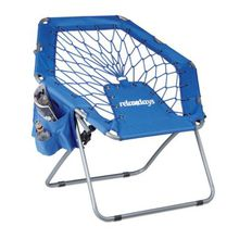 "Camping-Stuhl ""Bungee Webster"" klappbar blau"