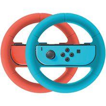 Nintendo Switch Wheel Duo Pack, rot/blau