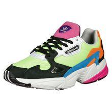adidas Originals adidas Schuhe Falcon W Sneakers Low gelb Damen