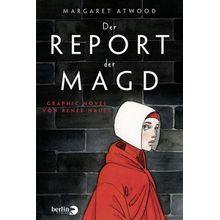 Gebundenes Buch »Der Report der Magd«