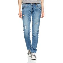s.Oliver Damen Slim Jeans 04.899.71.4799, Blau (Blue Denim Stretch 53z6), W40L30