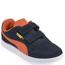 Puma Klettschuh - ICRA TRAINER SD V PS orange