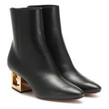 Ankle Boots G aus Leder
