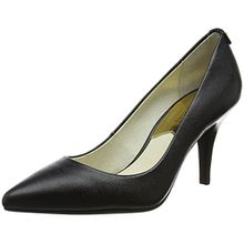 Michael Kors Damen Black Pumps, Schwarz (Maki-Flex Mid Pump 40t2mfmp2l), 39 EU