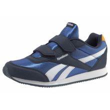REEBOK Sneaker 'Royal CLJOG' navy / royalblau / weiß