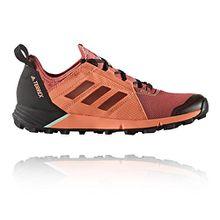 adidas Damen Terrex Agravic Speed W Wanderstiefel, Pink (Rosa Rostac/Negbas/Narsen), 40 EU