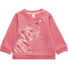 ESPRIT Sweatshirt mischfarben / rosa