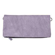 Fritzi aus Preußen Ronja Damen Clutch Tasche 2D Lavender