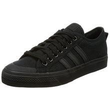 adidas Unisex-Erwachsene Nizza Sneaker, Schwarz (Core Black 0), 45 1/3 EU