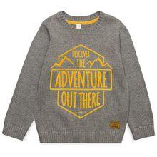 "Esprit Pullover ""Discover The Adventure"""