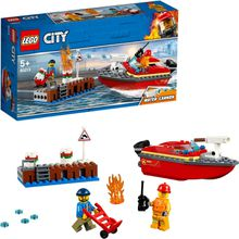 LEGO® Feuerwehr am Hafen (60213), »LEGO® City«