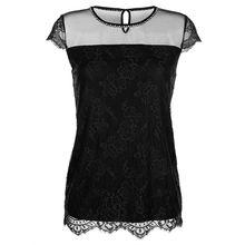 Amy Vermont Shirt schwarz Damen