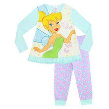 Disney Tinkerbell Mädchen Tinkerbell Schlafanzug 110