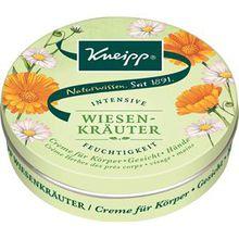 Kneipp Pflege Körperpflege Wiesenkräutercreme 150 ml