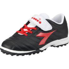 Diadora Fußballschuhe rot / schwarz / weiß