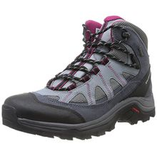 Salomon Damen Authentic Ltr GTX Trekking-& Wanderstiefel, Grau, 40 EU
