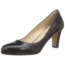 Evita Shoes Damen Pump Pumps, Schwarz (Schwarz 10), 37 EU