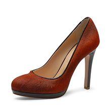 Evita Shoes Pumps hellbraun Damen