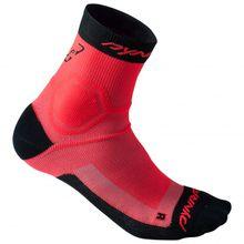 Dynafit - Alpine Short Sock - Laufsocken Gr 35-38;39-42;43-46 rosa/schwarz;orange/schwarz/rot;türkis/schwarz/blau