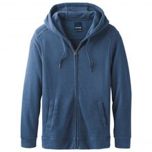 Prana - Outlyer Full Zip Hood Fleece - Fleecejacke Gr L;M;S;XL;XXL grau
