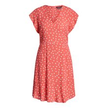 Süßes Sommerkleid mit Punkten