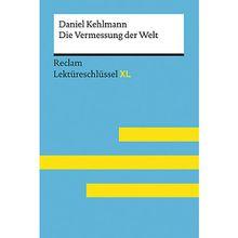 Buch - Daniel Kehlmann: Die Vermessung der Welt
