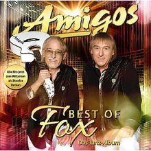 CD Amigos Best of Fox - Das Tanzalbum Hörbuch