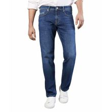 Mac Jeans Ben - Regular-fit-Jeans in Indigoblauer Waschung