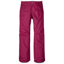 Patagonia - Women's Insulated Snowbelle Pants - Skihose Gr L - Regular;L - Short;XL - Regular;XS - Regular rot/lila;schwarz