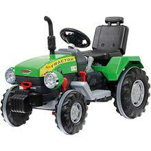 Ride-on Traktor Power Drag 12V grün