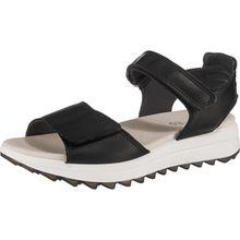 Legero Elba Klassische Sandalen schwarz Damen