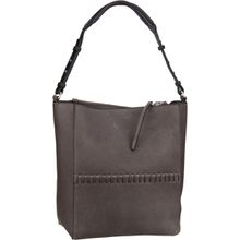 Marc O'Polo Handtasche Thirtyone Scandic Stitch Washed Taupe