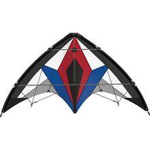 FLEXUS 150 GX Sportlenkdrachen blau/rot