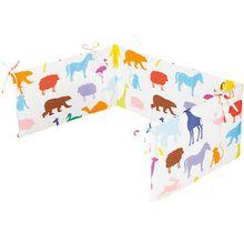 Nestchen Happy Zoo, 165 x 28 cm mehrfarbig
