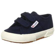 Superga 2750 Jvel Classic, Unisex-Kinder Sneakers, Blau (933), 34 EU